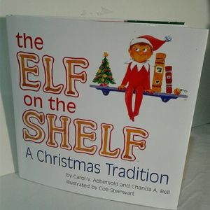 Other - The Elf on the Shelf book